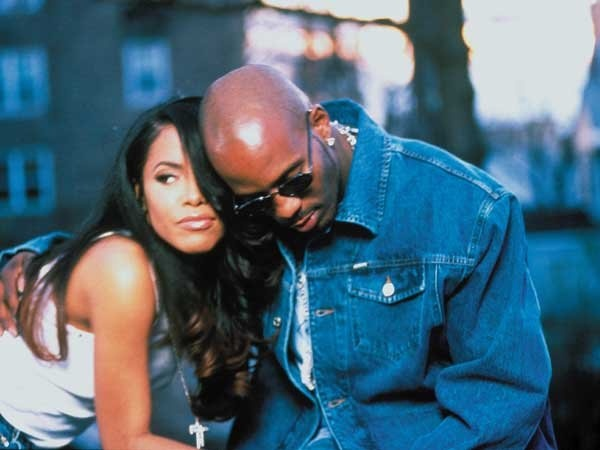 Aaliyah/DMX.