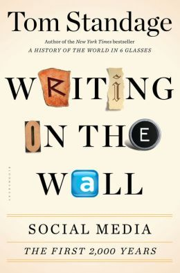 Cicero's Web: How Social Media Was Born in Ancient Rome: Books, Reading, Social Media, Writing, Toms Standag, Medium, Wall, 2 000 Years, 2000 Years