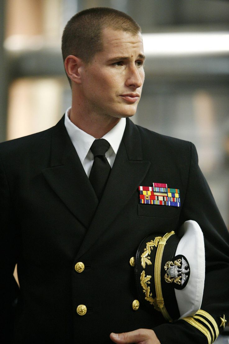 Jared Booth...Bones...he may have only been on a few episodes, but still