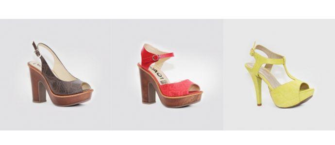 Angeles Wao, fabricación de calzado y carteras para dama...