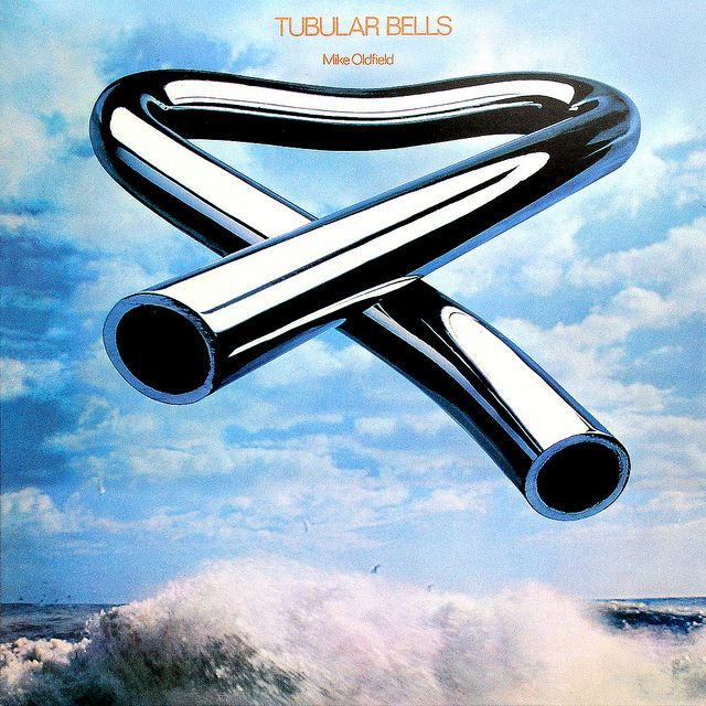 Mike Oldfield - Tubular Bells by LP Cover Art, via Flickr