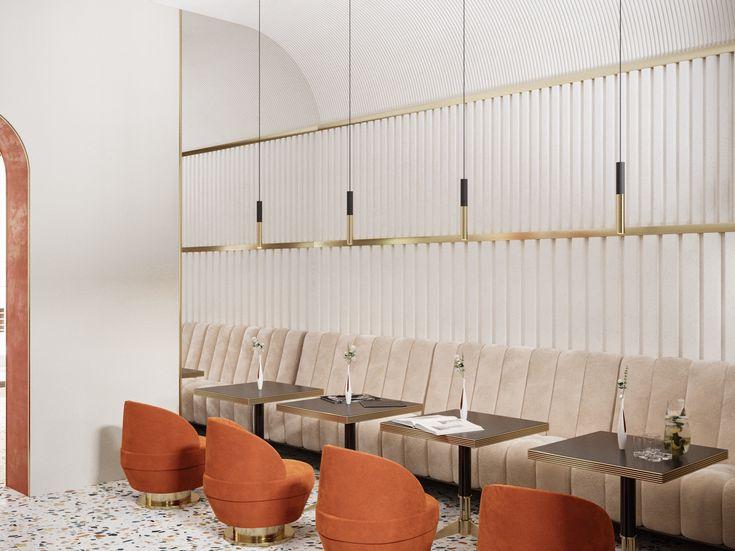 Best 25 Restaurant Interior Design Ideas On Pinterest Cafe Interior Design Restaurant Design