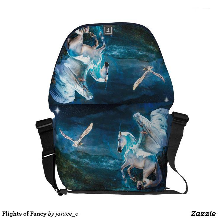 Flights of Fancy Commuter Bags