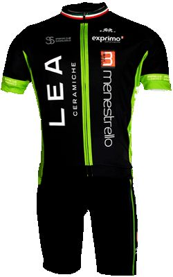 Lea Ceramiche Classic Cycling Gear made by GSG in Italy