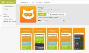 Yodel la app polémica por su uso y anonimato