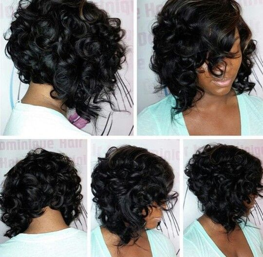+ ideas about Quick Curly Hairstyles on Pinterest | Curly Hairstyles