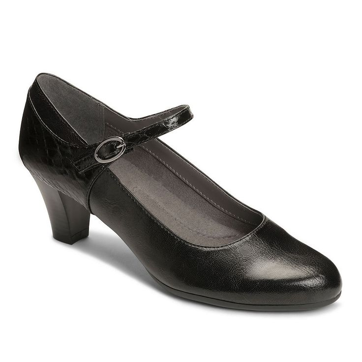 A2 by Aerosoles For Shore Women's Mary Jane Heels, Size: medium (9.5), Grey Other