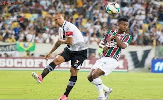 Fluminense 3 x 0 Vasco - Melhores Momentos (1 TEMPO) Semifinal - Campeonato Carioca 2017