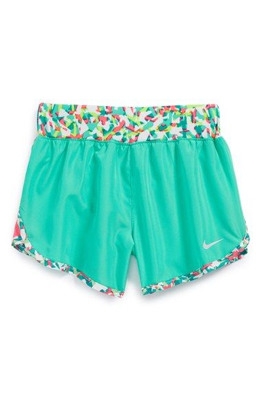 Nike 'Tempo Rival' Dri-FIT Shorts (Toddler Girls & Little Girls) available at #Nordstrom