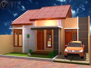 Desain Rumah Minimalis Modern Type 80 - Rumah Minimalis