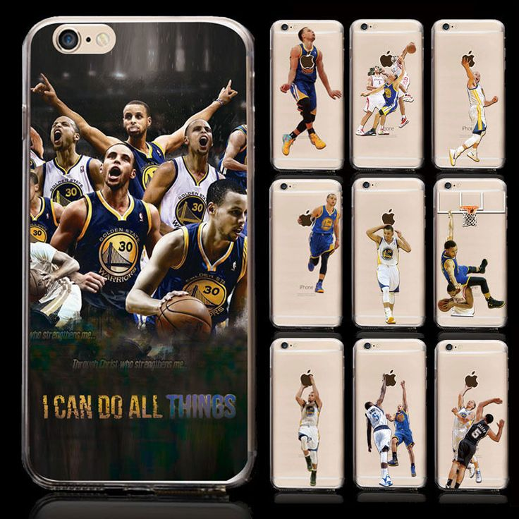 Ultra Thin Basketball Stephen Curry Soft TPU Case for iPhone 6 6 Plus 5S 5 | eBay