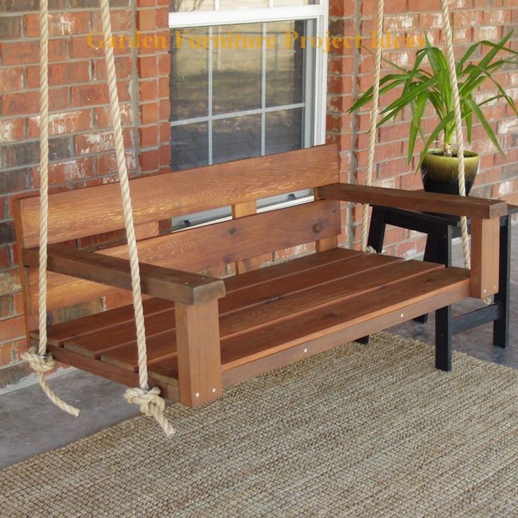 15 Adorable Gardening Furniture Projects With Wood Garden V 2020 G Ukrashenie Doma Sadovye Idei