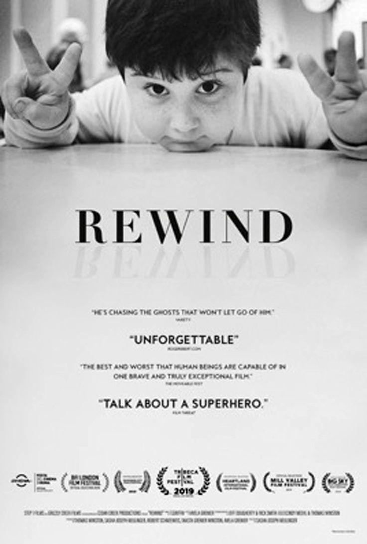 Rewind (2019) Sasha Joseph Neulinger MovieRewind2019 in