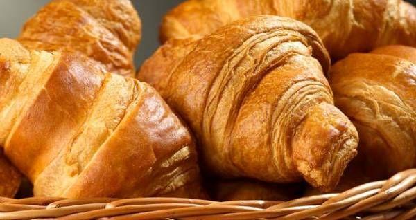 Croissant fatti in casa vegan