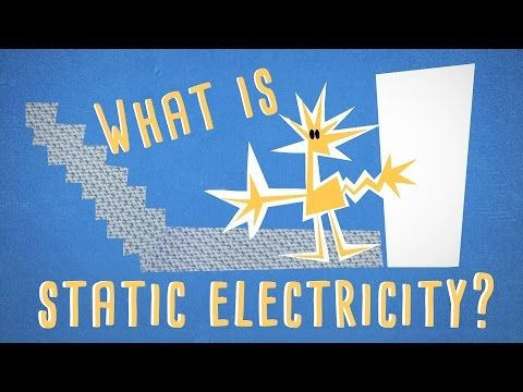 The Science of Static Electricity - Watch and Study