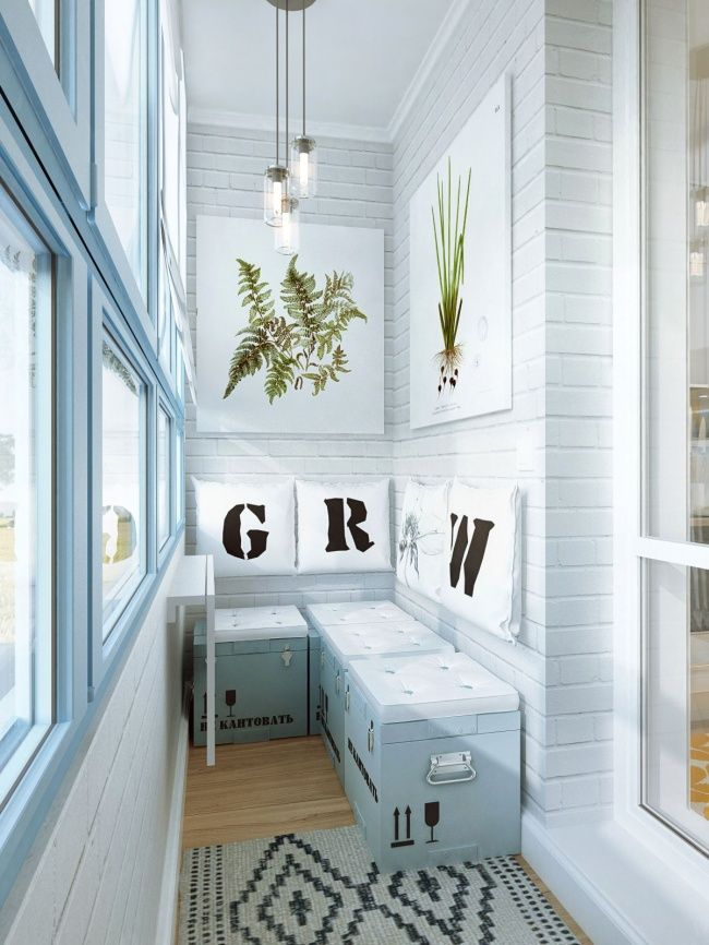 20seriously creative design ideas for making asmall balcony…