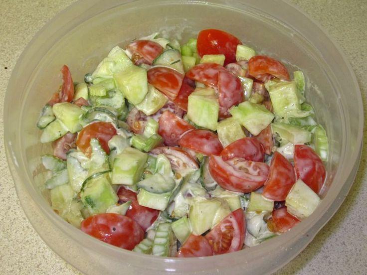 Recipe: Summer Cucumber Salad - The Sisterhood of the Shrinking Jeans LLC