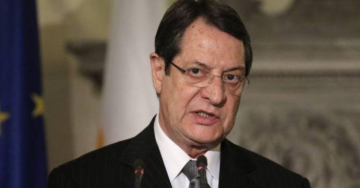 Κύπρος: Ο Ν. Αναστασιάδης δηλώνει λυπημένος για την άρνηση πρόσκλησης για κοινή συνάντηση από μέρους Μ. Ακιντζί