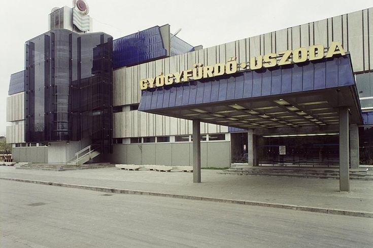 Újpesti Gyógyfürdő és Uszoda, Budapest