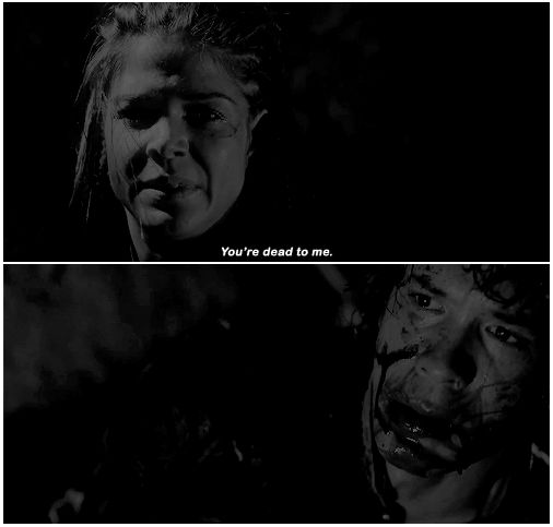 The Blake Siblings in the season 3 trailer || The 100 || Bellamy Blake and Octavia Blake || Marie Avgeropoulos and Bob Morley