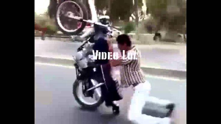 Video Lucu Freestyle Motor Arab