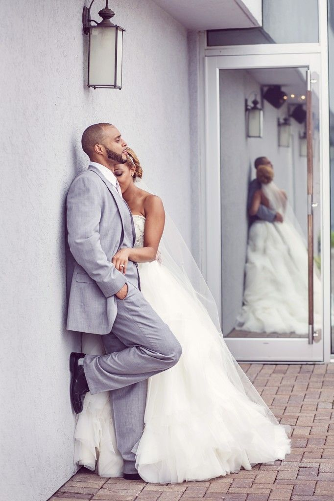 Real Weddings {Atlanta}: Keiwana & Kyle! - Blackbride.com http://beautifulbrownbride.blogspot.com/