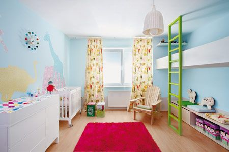 child rooms animals