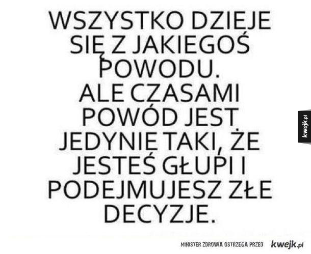 Na Kwejk.pl znajdziesz najśmieszniejsze i najciekawsze materiały z internetu. Codziennie dostarczamy sporą dawkę śmiesznych obrazków, gifów, filmików, artykułów i ciekawostek, którymi możesz dzielić się ze swoimi znajomymi na Facebooku. Sprawdź!