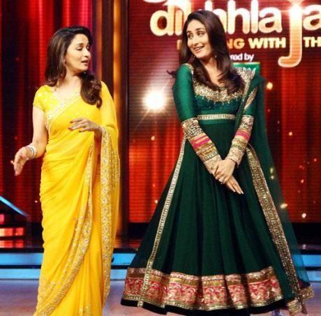 Love the sleeves!!!   Manish-Malhotra-Anarkali-frocks