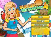 Burguer Restaurant 4   juegos de cocina - jugar online