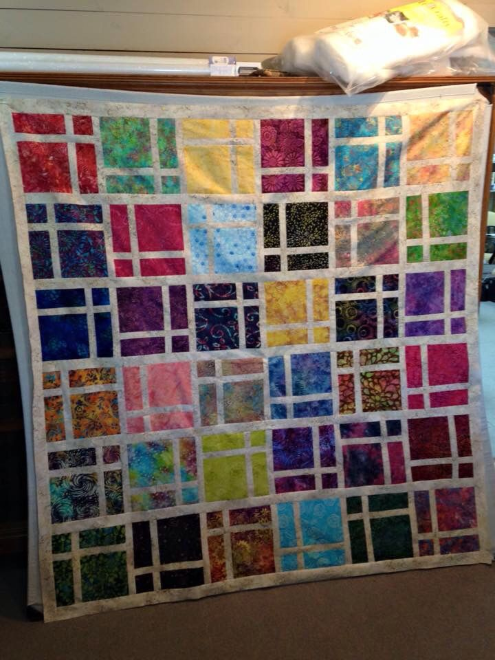 Pattern Is Called Quot The Cut Up Quilt Quot From Pieced Tree The