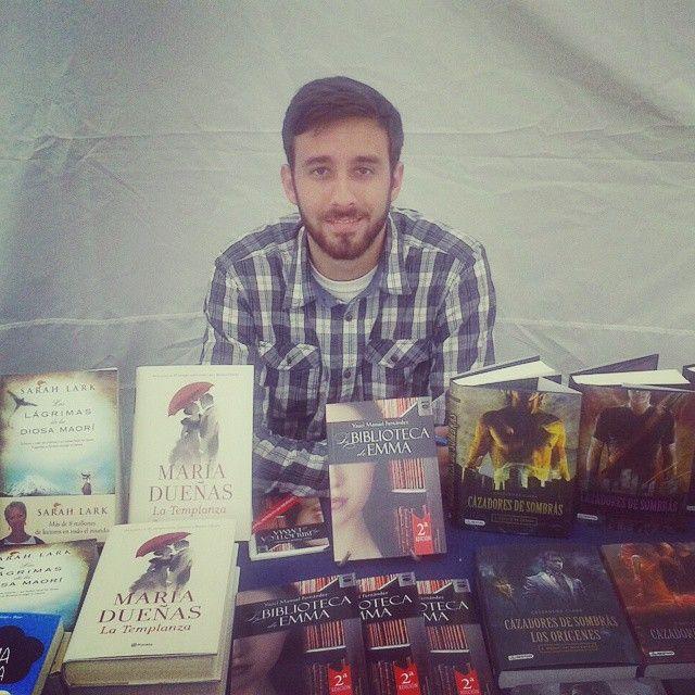 Feria del libro de La Orotava (Tenerife)