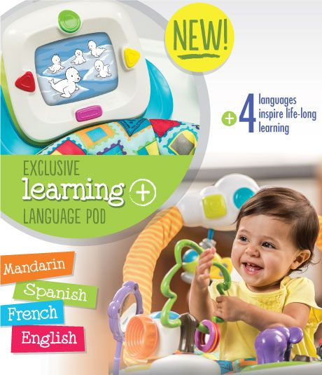 3 in 1 World Explorer Triple Fun with Learning Pod