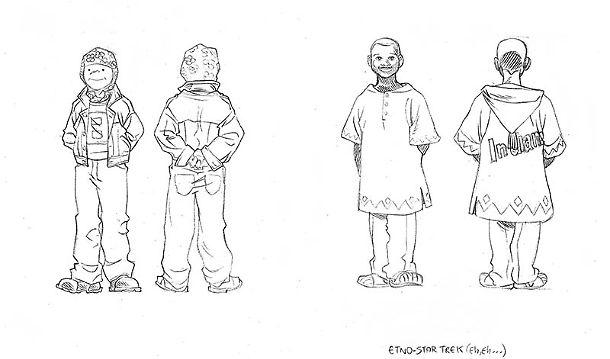 """..sketches for """"Agenzia Alfa n° 33, Il sole del mattino"""", testi di S.Piani e disegni di Melissa Zanella . (L'eredità di Hopper -Sergio Bonelli Editore)"""