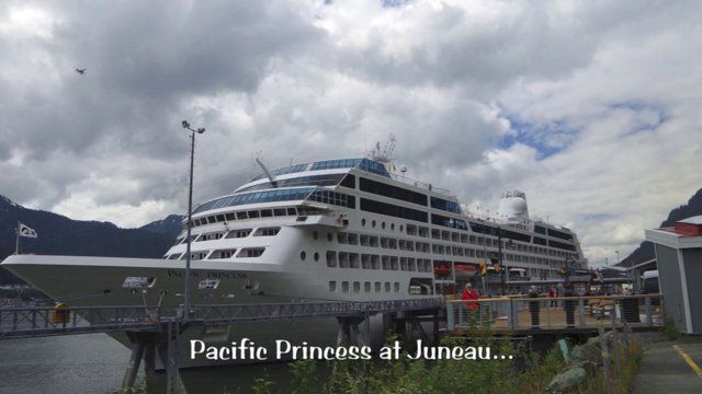 A video slideshow with photos from our 7 day return cruise from Vancouver to Alaska. Includes stops at Juneau, Skagway, Glacier Bay and Ketchikan. We did our trip in early June. The weather was great but a little cool at times as can be seen by the absence of people on deck. At times it seemed like a very private cruise just for my wife and I.