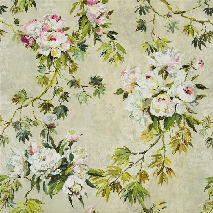 Floreale Grande   Natural Fabric | Designers Guild · Set DesignHome ...