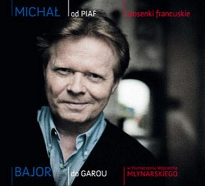"""Michał BAJOR - """"Od Piaf do Garou""""- koncert piosenek francuskich - Warszawa - Informator Kulturalny Gdzieco.pl"""