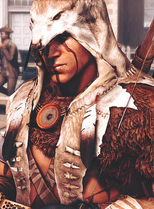 Connor, Assassin's Creed III