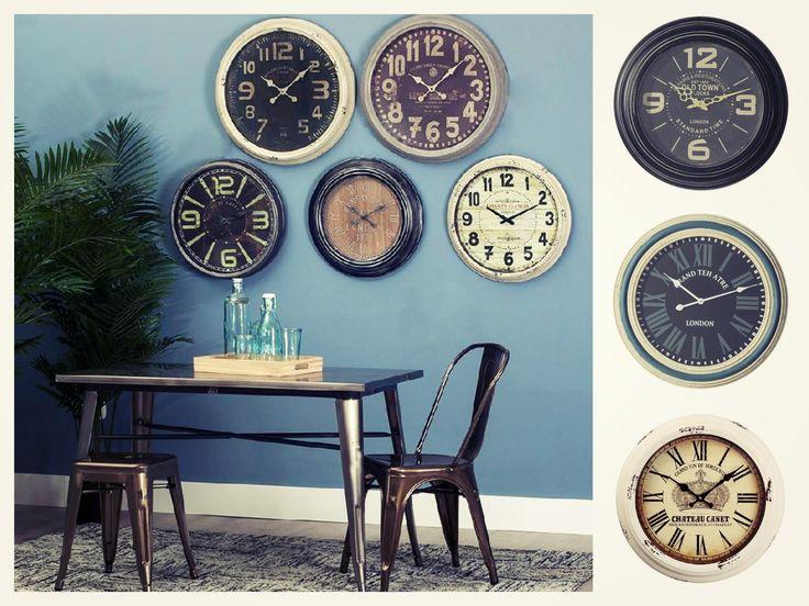 Oltre 25 fantastiche idee su parete vuota su pinterest for Orologi arredamento design