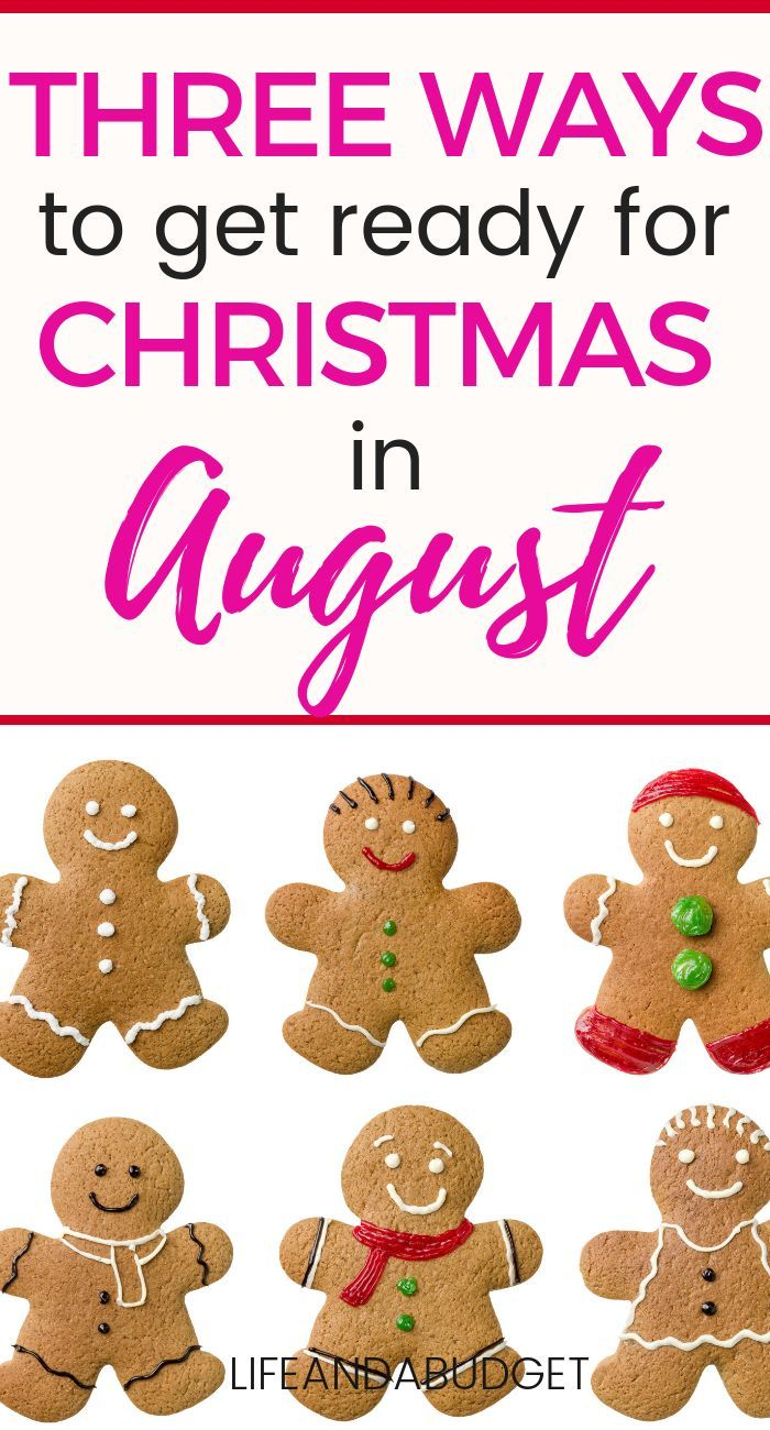 Christmas In August Clipart.Christmas Preparation Ideas That Will Save You Money