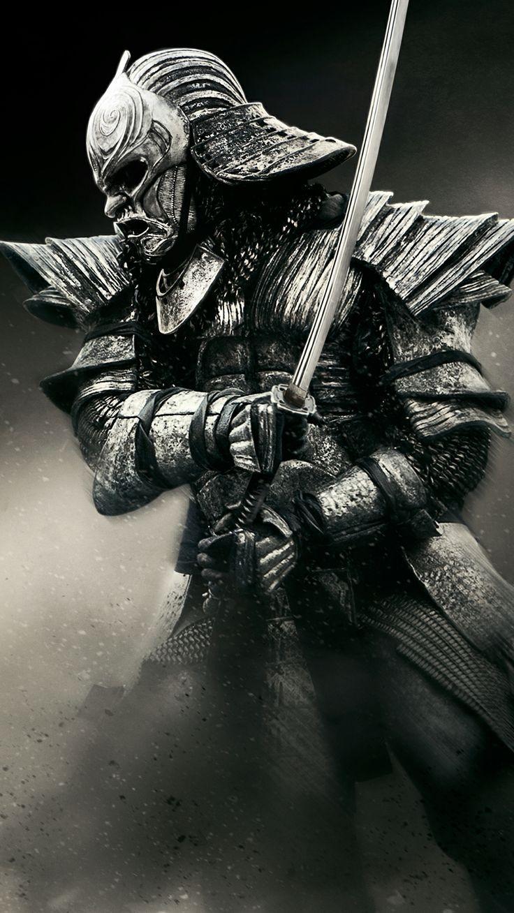 Warrior Samaurai...See our Military & 1st Responder Logo Lights from Blackenwolf.com
