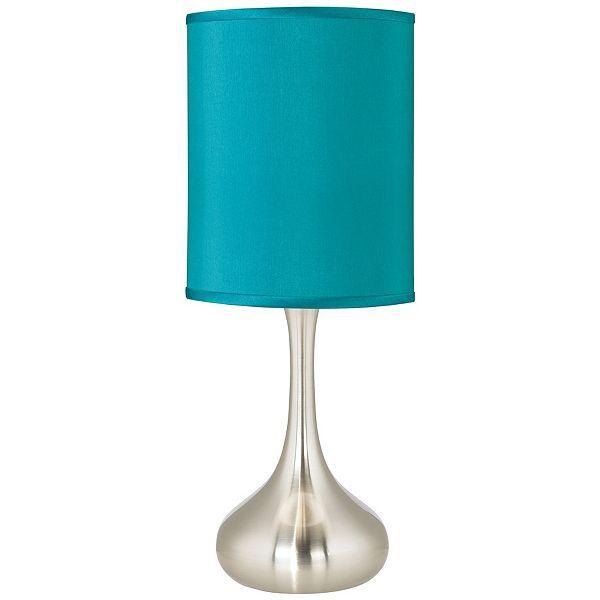 best 25 teal lamp shade ideas on pinterest teal lamp. Black Bedroom Furniture Sets. Home Design Ideas