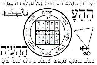 Elohim: הֵהֵעָ ( hey hey ain ) Angel nº 12 del 16 de mayo hasta el 20 de mayo