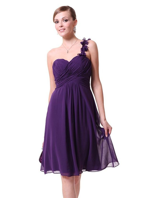 Dresses, Dresses 03535, Shoulder Flower, Shorts Bridesmaid Dresses ...