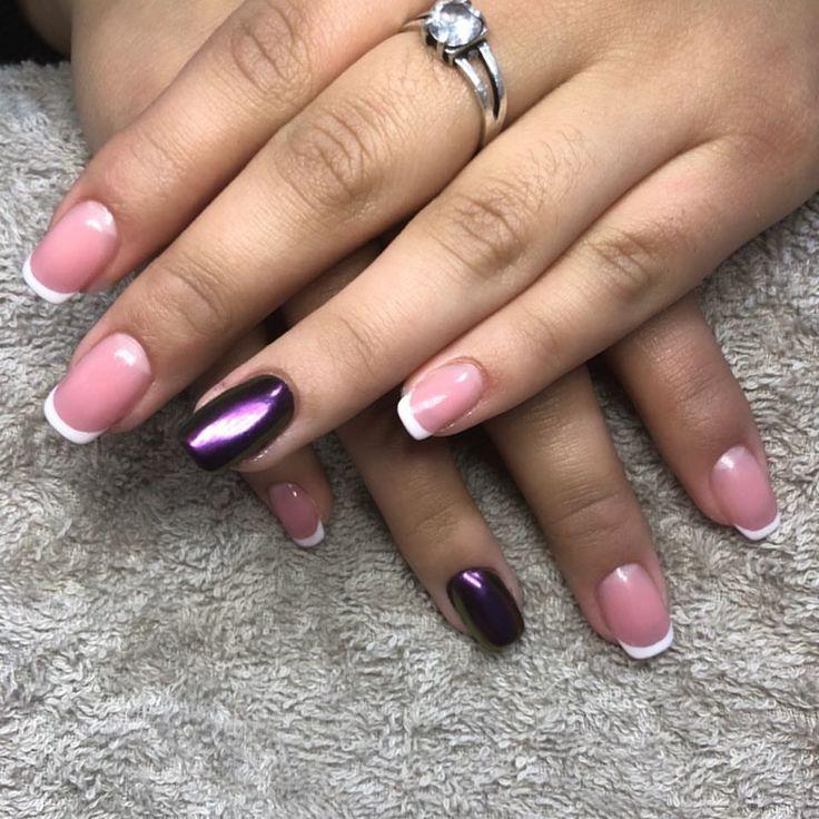 Buenas tardes! Hoy os dejo con estas uñas de gel , con efecto! #fashion #style #beauty #beautiful #instagood #girls #pretty #stylish #polish #nailpolish #nailswag #nailsartist#nailart #naillove #nail #uñas#madrid #decoraciones #uñasmadrid #followme
