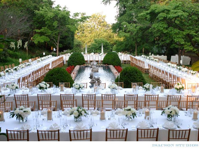 Gorgeous Reception Decor