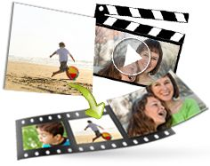 Slideshow Maker, Video Creator, Collage Builder,  Fun and easy-to-use Work completely online Free to join!