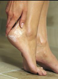 How To Soften Dry, Cracked Heels