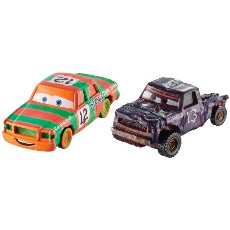 VOITURE DISNEY PIXAR CARS 3 JIMBO