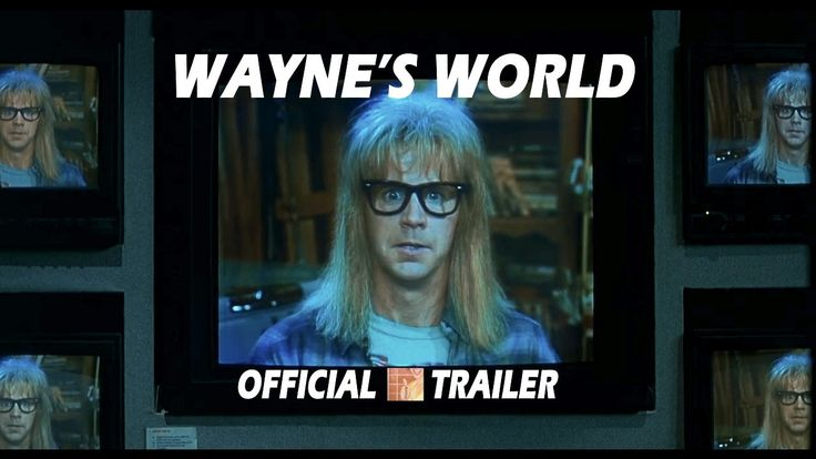 """Wayne's World as Westworld - Trailer Recut. """"A sphincter says what?"""""""